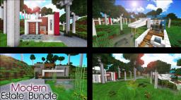 [Modern] Luxury Estate Bundle Minecraft Project