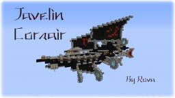 Javelin Corsair Minecraft Map & Project