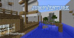 [Parkour/Adventure] JumpVenture - By FrostFangz Minecraft Map & Project