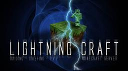 LightningCraft 24/7 | Factions | PVP | Raiding | MCMMO | SpawnerShop | MiniGames | 1.7.4 Minecraft