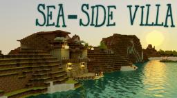Sea-Side Villa Minecraft