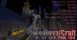 [1.5.2]MedievalCraft[Factions] [Mcmmo][PVP] [Quests][Arenas][economy] Minecraft Server