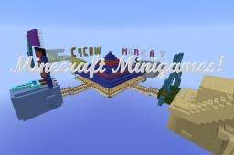 Minigames Minecraft Map Minecraft Map & Project