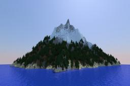 Mountain Survival Map Minecraft Map & Project