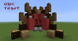 Orc Tent Minecraft Map & Project