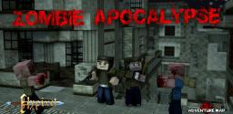 Zombie Apocalypse (Adventure Map) Minecraft