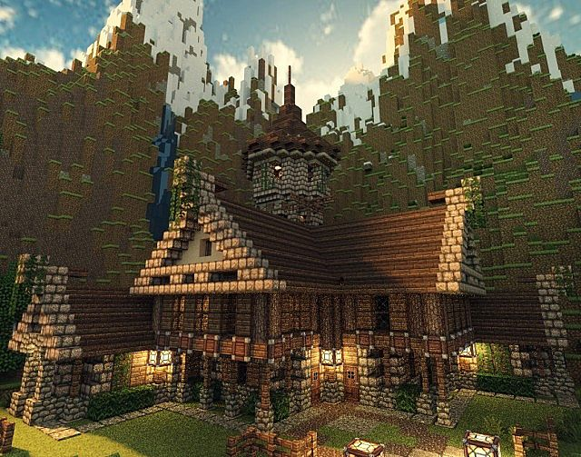 cool minecraft ideas medieval apothecary minecraft project