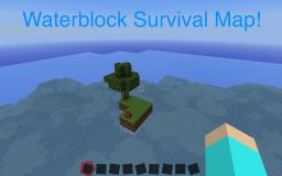 Waterblock Survival Minecraft Map & Project