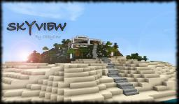 SkyView Minecraft Map & Project
