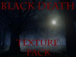 BLACK DEATH Texture pack Minecraft Texture Pack