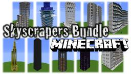 Skyscrapers Bundle Minecraft Map & Project