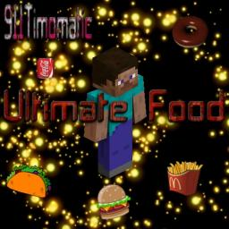 Ultimate Food *30 new items* [1.2.5] [Forge] Minecraft Mod