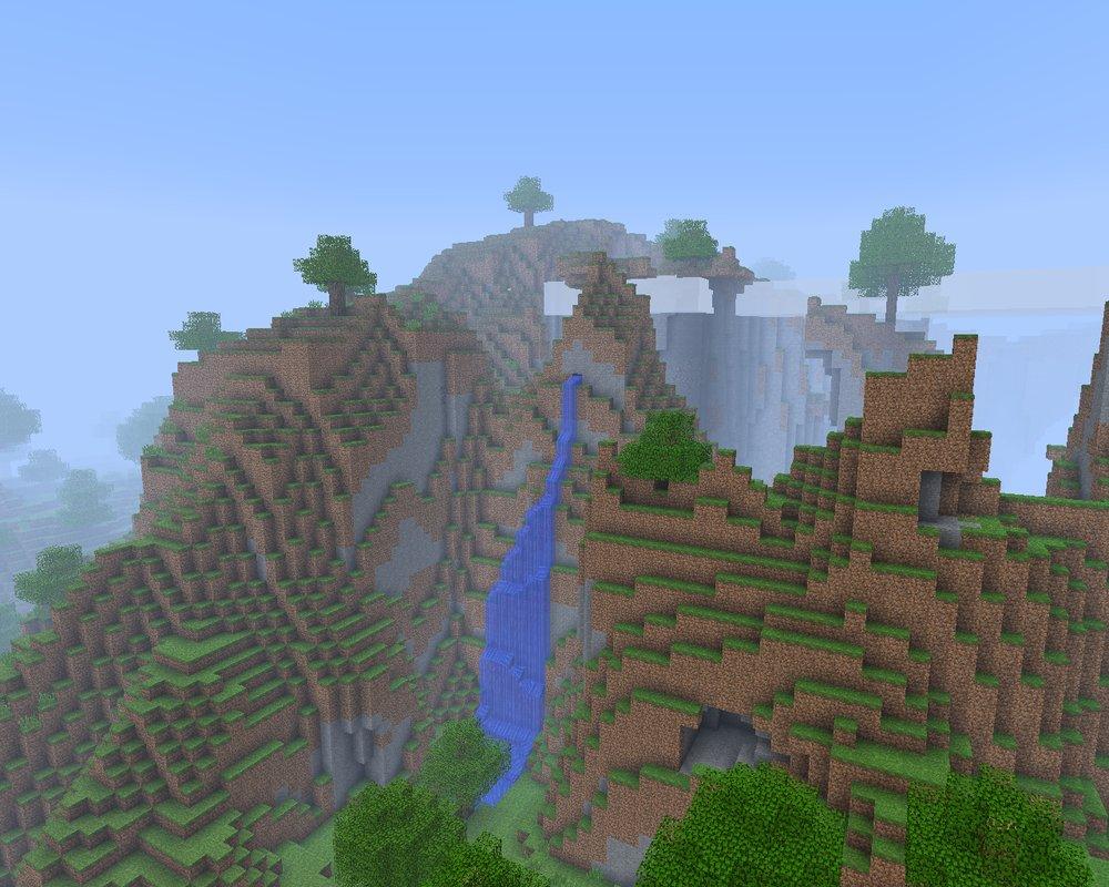 Landscape ideas in minecraft 28 images modren for Garden designs minecraft