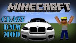 Crazy BMW Car Mod (BMW IN MINECRAFT!) Minecraft Blog Post