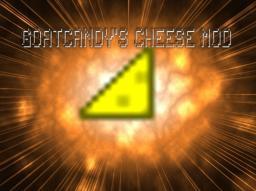 Goatcandy's Cheese mod Minecraft Mod