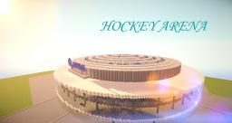 Hockey Arena Minecraft