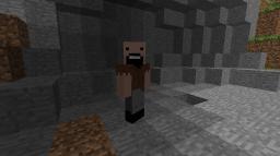 Notch and Herobrine mobs Minecraft Mod