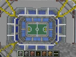 Soccer Stadium Minecraft Project