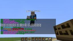 my friend miles Minecraft Blog
