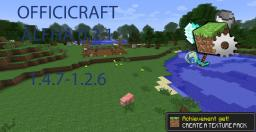 OFFICICRAFT ALFHA 0.2.2 [ for minecraft 1.4.7]