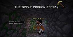 The great prison escape (mini) Minecraft Project