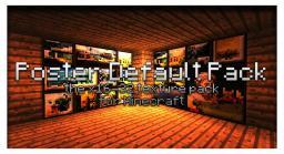 PosterDefault x16-32 Minecraft Texture Pack