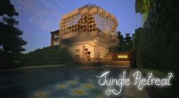 Jungle Retreat Minecraft Map & Project