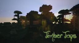 Timber Tops Tree House Minecraft Map & Project