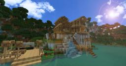 Holiday House Minecraft Map & Project