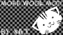More Wool Mod! Minecraft Mod