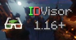 IDVisor 1.16+ Minecraft Data Pack