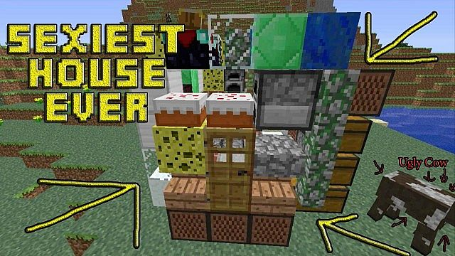 Sexiest House Ever Minecraft Project - Best minecraft house ever