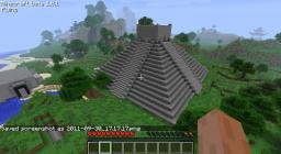 Chichen Itza (A Maya'n temple) Minecraft Map & Project