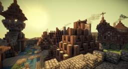 Small Medieval Village - By Antroz59 Minecraft Project