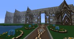Temple Of Kynareth Minecraft Project