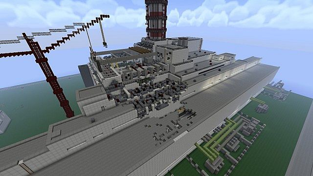 how to create a reactor minecraft