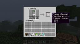 How to make Fire Works on Minecraft Minecraft Blog