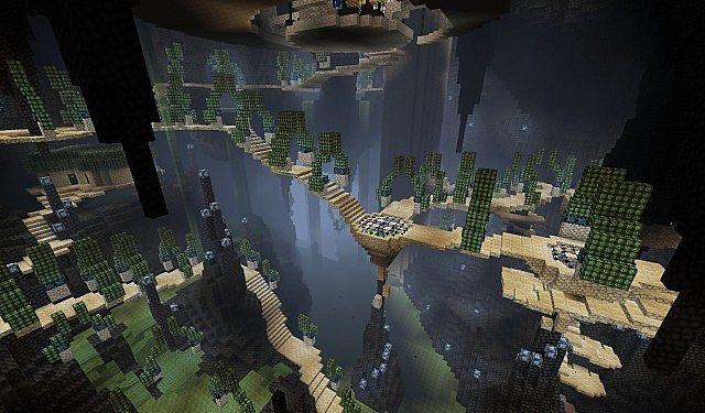 Minecraft Building Ideas Underground
