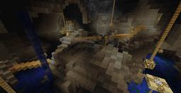 [Flan's Mod][PvP]Cave Conquest - One of the Only Flan's Mod maps Minecraft Map & Project