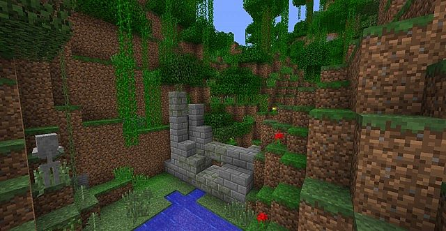 finding the golden carrot minecraft project