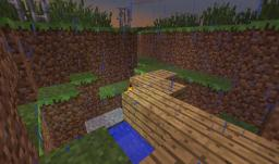 Trenches. Minecraft Map & Project