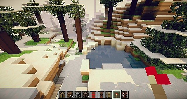 BLOCKS 8x8 Minecraft Texture Pack