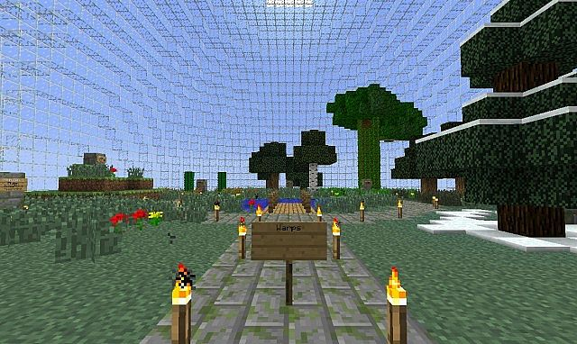 how to use warp signs minecraft towny