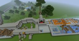 *Survival_TrainingCenter* Delux Minecraft Map & Project