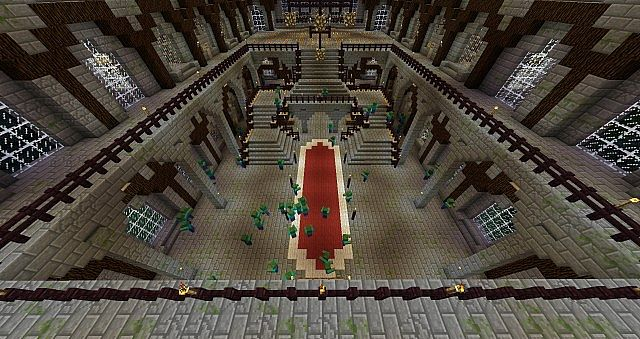 скачать карты для minecraft 1.7.2 на арену зомби