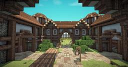 Panacraft - Medieval Town Minecraft Project