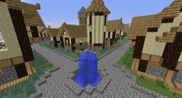 CapricaTown.net BUILD server. Minecraft
