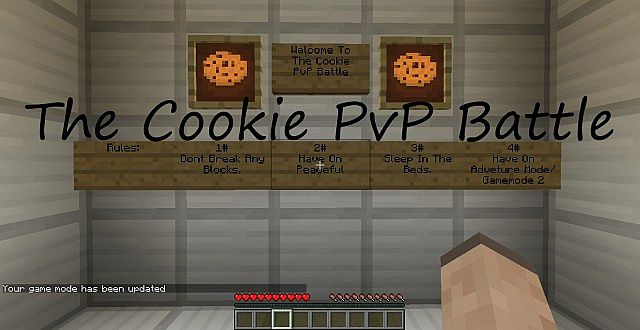 The Cookie PvP Battle