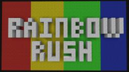 Rainbow Rush Minecraft Map & Project