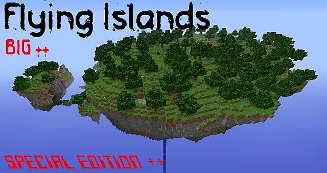 Flying Islands special edition